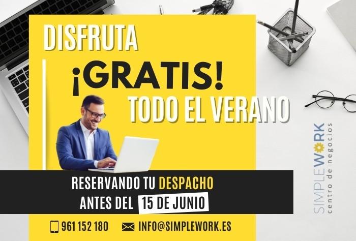 despachos gratis en valencia